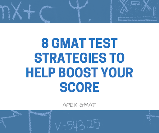 GMAT test strategies