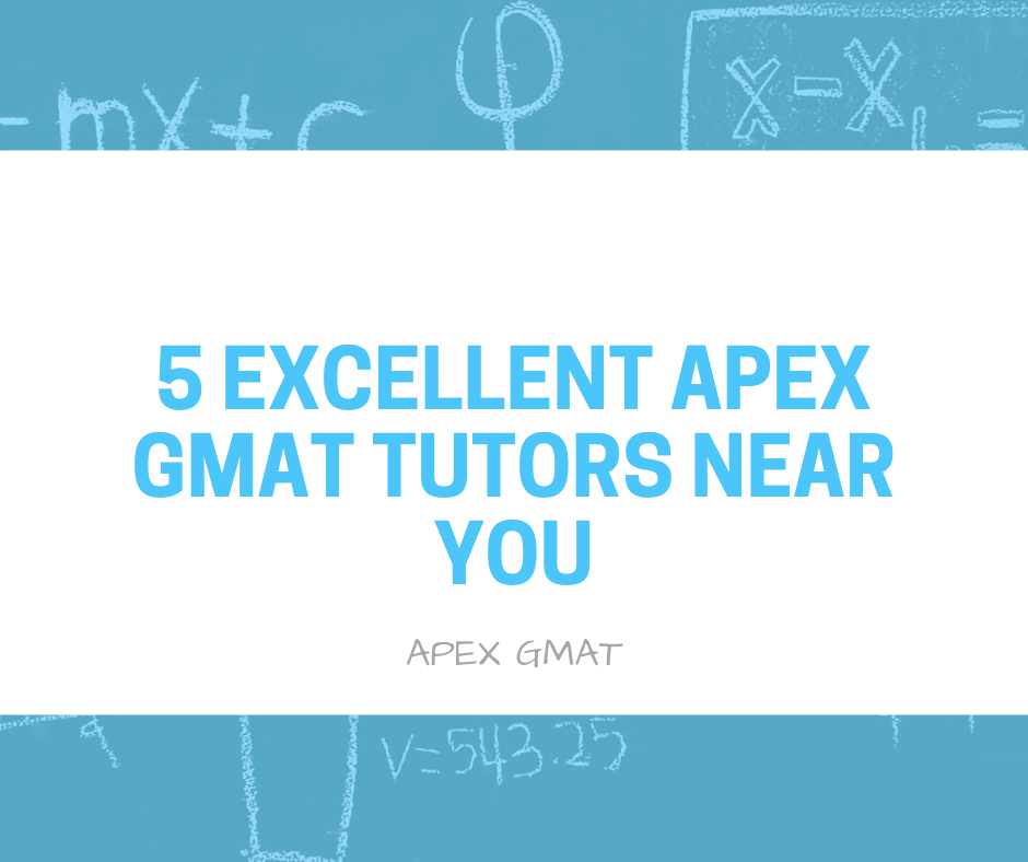 GMAT tutors near me