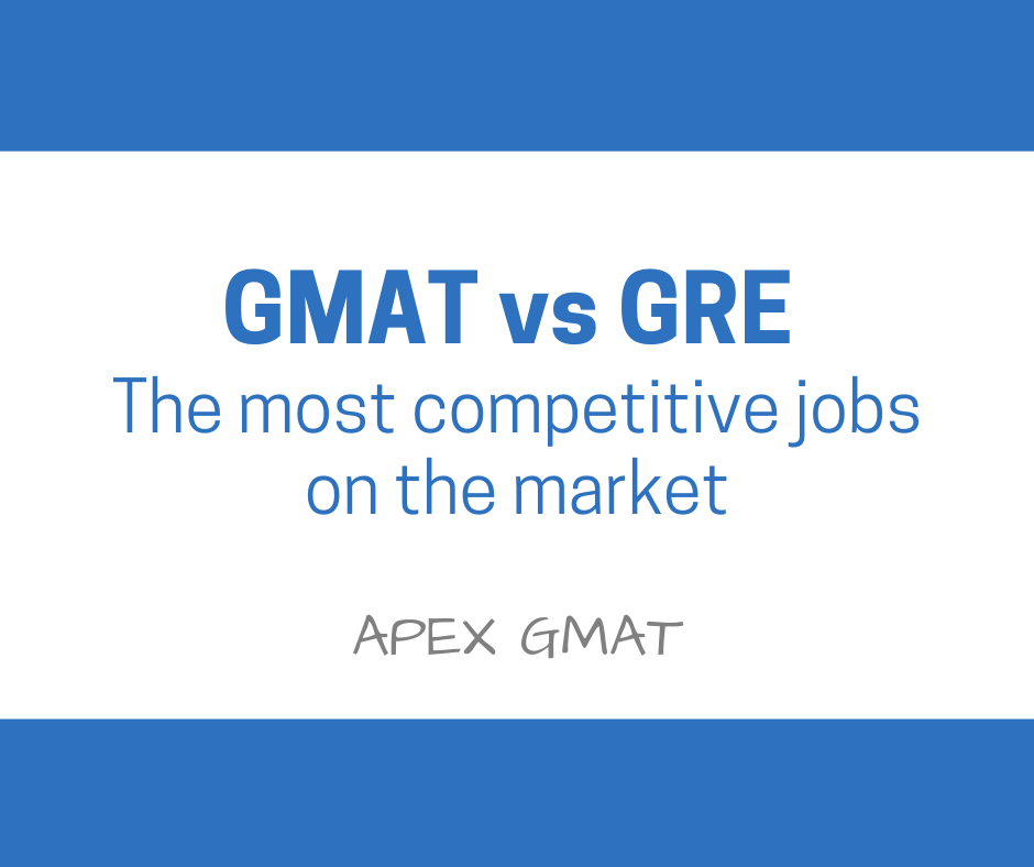Should you take the gmat or the gre - article