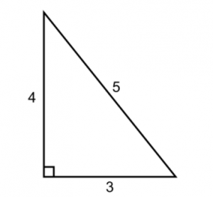 gmat triangle - right triangle