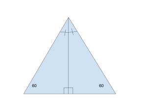 Equilateral triangles GMAT picture 3