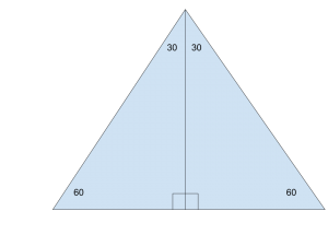 Equilateral triangles GMAT picture 4