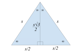 Equilateral triangles GMAT picture 5