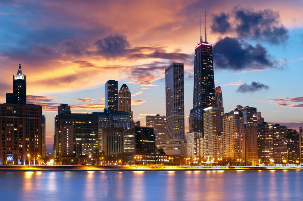taking the GMAT in chicago