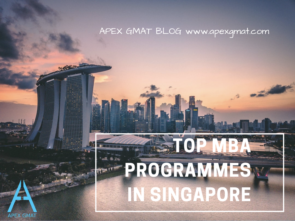 top mba programs in singapore