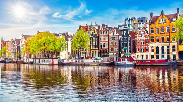 taking the gmat in Amsterdam