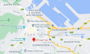 international business college gmat exam location in cape town