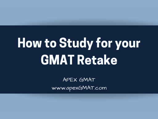 How to study for your GMAT retake